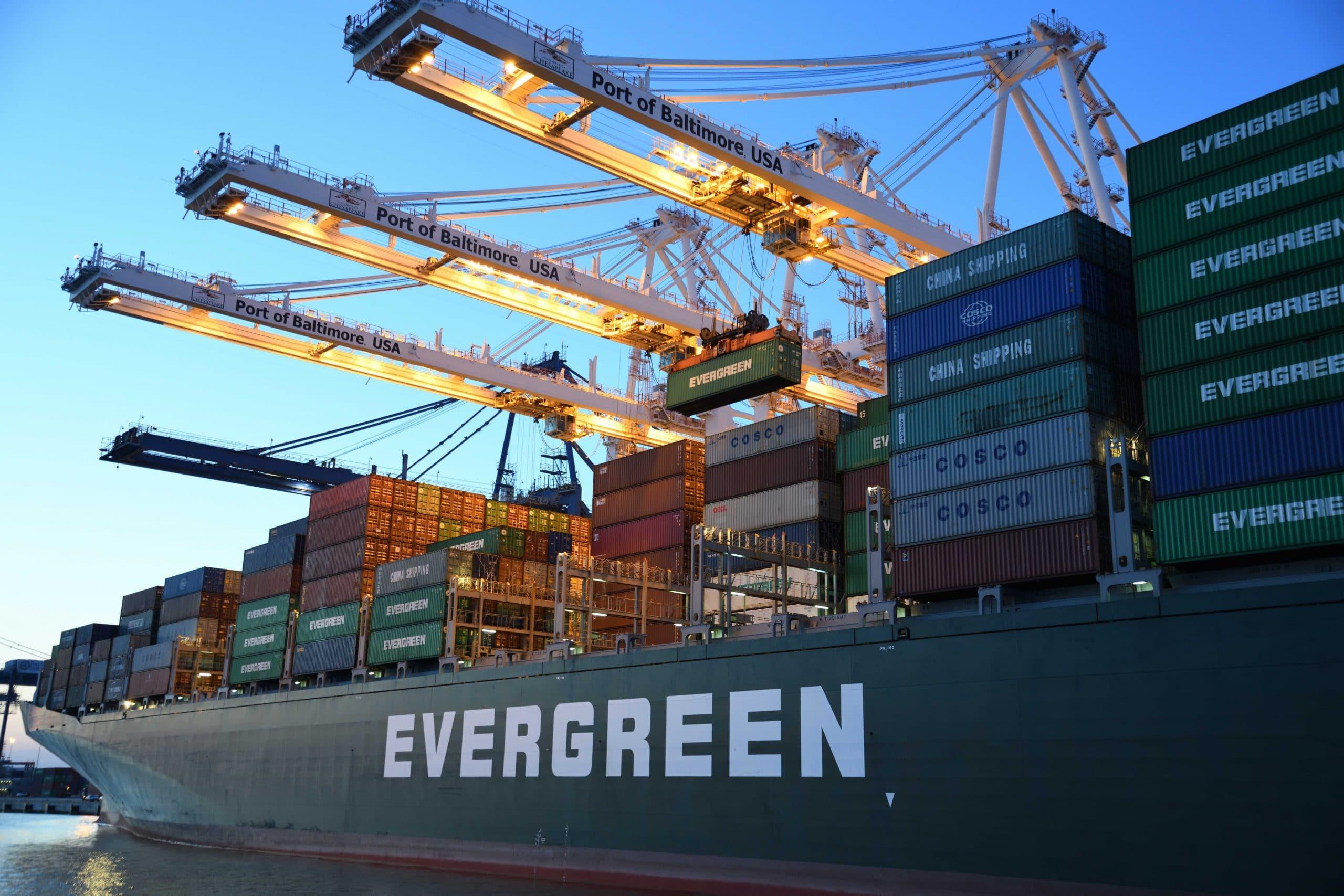 Бродски транспорт